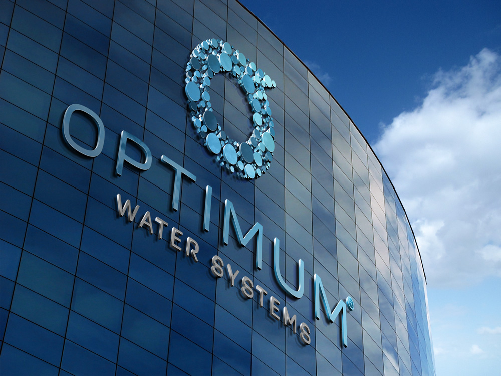 optimum water systems agence digitale madworks